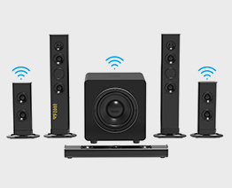 Q51   Wireless 5.1 home theater system